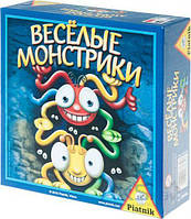 Настольная игра Piatnik Веселые монстрики (736896)