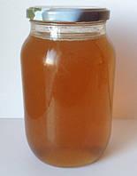 Мед Гречневый-цветочный 700грамм (упаковка 500мл)