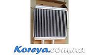 Радиатор печки  Aвeo DM 96539642