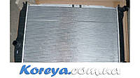 Радиатор охлаждения (600мм) Aвeo 1.5-1.6 с МКПП HCC(HALLA) 96817344