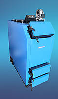 Котёл твердотопливный Thermotechnik Solid 4000 M (40-45 кВт) отопление, отопительный и нагревательны