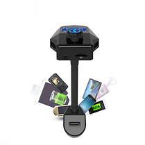 Kelima M8 V3.0 + EDR Bluetooth FM-передатчик Модулятор Hands Free Авто Набор Mp3 Player 2.1A 1TopShop, фото 3