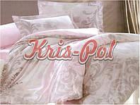 Комплект постельного белья  полуторный Бязь 150х220 Нежность