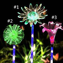 ARILUX® Солнечная Многоцветное изменение LED Цветовое освещение света Прозрачный свет абажура , фото 3