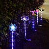ARILUX® Солнечная Многоцветное изменение LED Цветовое освещение света Прозрачный свет абажура , фото 2