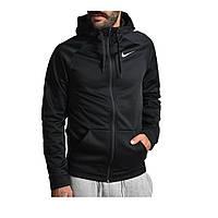 Мужская толстовка Nike Therma Full-Zip Hoodie 800187-010