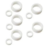 Realacc Резиновое кольцо для защиты Силиконовый Круг для FPV Пагода Антенна