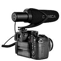 Comica CVM-V30 Направленный конвейерный дробовик Видео Микрофон для DV камера Звукозапись