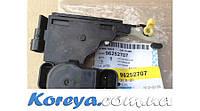 Блокиратор замка двери (привод дверной) передний левый Сенс, Ланос GM 96252707
