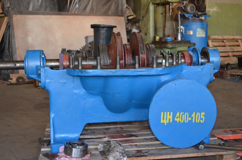 Насос ЦН 400-105 для Атомной электростанции