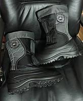 """Сноубутсы мужские сапоги зимние с утеплителем """"Krok"""", экспортная модель"""
