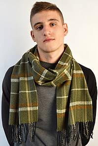 Мужской шарф Тайлер зеленый