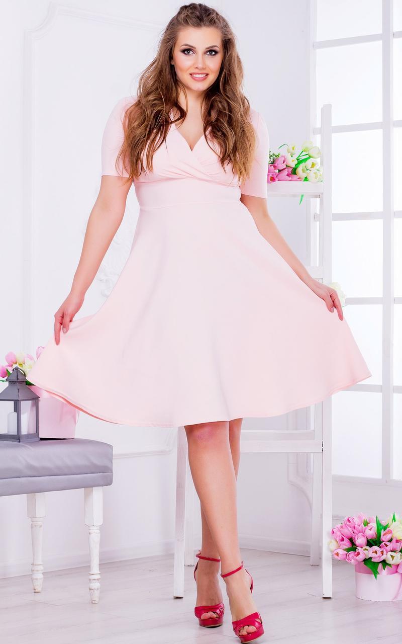 Женское платье (46-64) 8179
