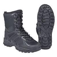 Тактические ботинки (берцы) MIL-TEC Generation II Black (12829002)