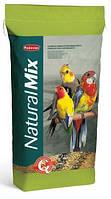 Padovav Naturalmix Parrocchetti 25 кг - Основной корм для средних попугаев (нерозлучники, кореллы)