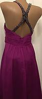 Платье коктейльное шифоновое размер XS/S, фото 1
