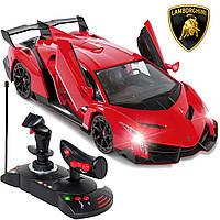 Спортивная машина Ламборгини на управлении, Lamborghini veneno R/C remote control car 1:14 из США