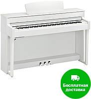 Цифровое пианино Yamaha Clavinova CLP-645WH