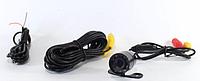 Автокамера заднего вида LM-700T с ИК подсветкой (накладная) над номер - бабочка, задняя камера CAR CAM