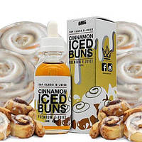Премиум жидкость для электронных сигарет Top Class E-Juice Cinnamon Iced Buns 60 ml (clone)