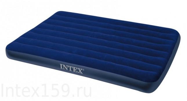 Матрас надувной Intex, 137см - PREZENTIMO в Киеве