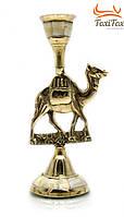 Подсвечник декоративный Верблюд 15 см