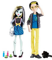 Куклы Монстер Хай Джексон Джекилл и Френки Штейн (Monster High Frankie Stein and Jackson Jekyll)