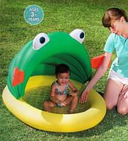 Детский бассейн Веселый Лягушоночек