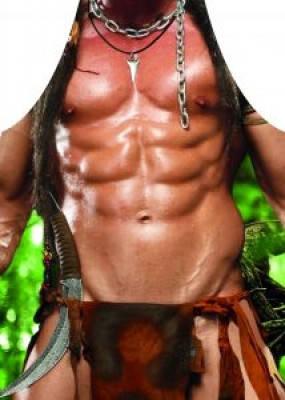 Фартук прикольный мужской Тарзан