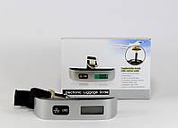 Весы кантер для багажа ACS S 004 50KG, весы для взвешивания багажа, электронные весы для багажа