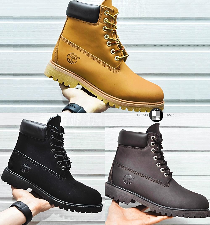 e6e2dc5c3016 Мужские зимние меховые ботинки Timberland 3 цвета в наличии (Реплика AAA+)  - Интернет-