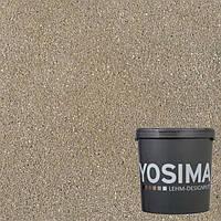 Декоративная штукатурка YOSIMA SCBR 2.1 умбра натуральный 20 кг