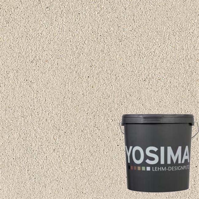 Декоративная штукатурка YOSIMA SCBR 2.3 умбра натуральный 20 кг
