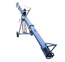 Шнековые погрузчики ø 250 мм. производительностью 25-80 тонн в час.
