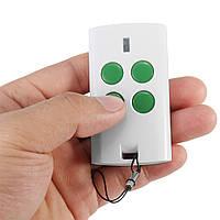 4 Кнопка 280-868 МГц Универсальная дверца гаража Multi Дистанционный подходит для фиксированного кода прокатки