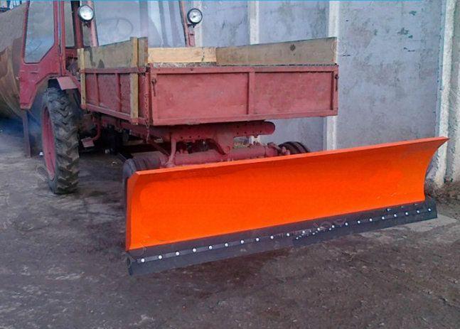 Отвал для трактора Т16 2 м