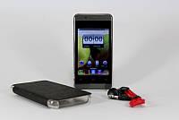 """Мобильный телефон Donod 802 3.5"""" Black, сенсорный телефон на 2 сим карты, смартфон Donod"""