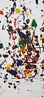 Картина декор «Ночной джаз», 80*60см, хослт, акрил