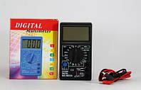 Цифровой мультиметр DT 700D, измерительный прибор мультиметр, портативный тестер мультиметр