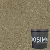 Декоративная штукатурка YOSIMA SCGE 1.0  сахара-бежевый 20 кг
