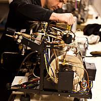 Предоставляем услуги по ремонту профессиональных кофемашин