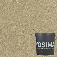 Декоративная штукатурка YOSIMA SCGE 1.2 сахара-бежевый 20 кг