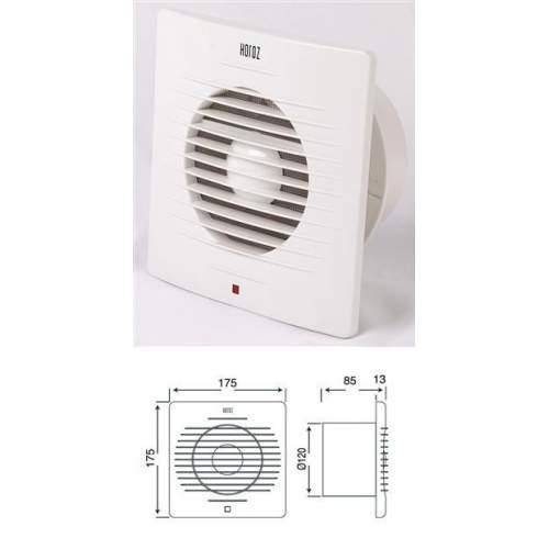 Вентилятор бытовой 15 вт