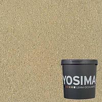 Декоративная штукатурка YOSIMA SCGE 2.1 сахара-бежевый 20 кг