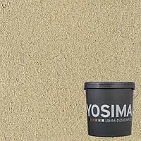 Декоративная штукатурка YOSIMA SCGE 2.2 сахара-бежевый 20 кг