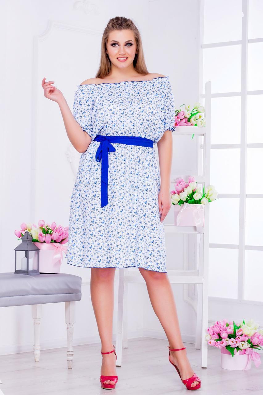 Женское платье (46-60) 8177