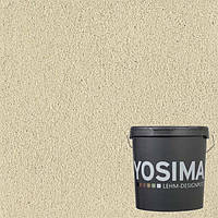 Декоративная штукатурка YOSIMA SCGE 2.3 сахара-бежевый 20 кг