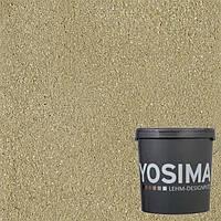 Декоративная штукатурка YOSIMA SCGE 3.0 сахара-бежевый 20 кг