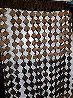 Деревянные шторы Светлые асарти №3