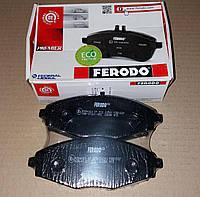 Колодки передние Сенс Ланос FERODO, фото 1